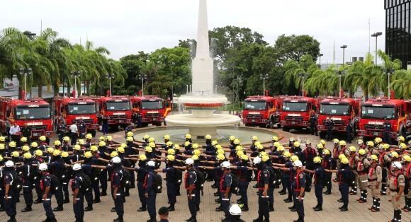 Concurso para Bombeiros do Acre deverá ter 150 vagas de soldado (Foto: Divulgação)
