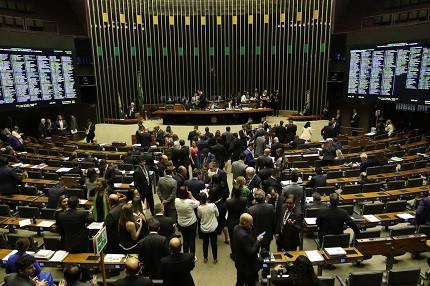 Congresso Nacional votará Reforma Administrativa em dois turnos em cada Casa (Foto: Senado)