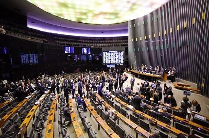 Congresso aprova orçamento (Foto: Roque Sá/ Agência Senado)