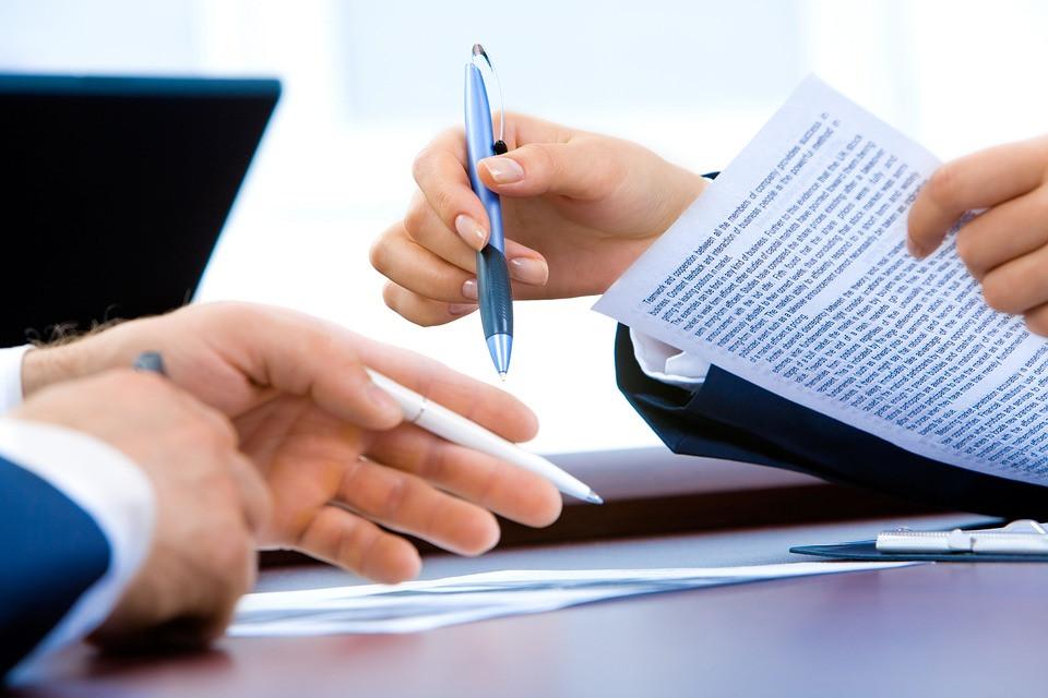 contrato banca organizadora