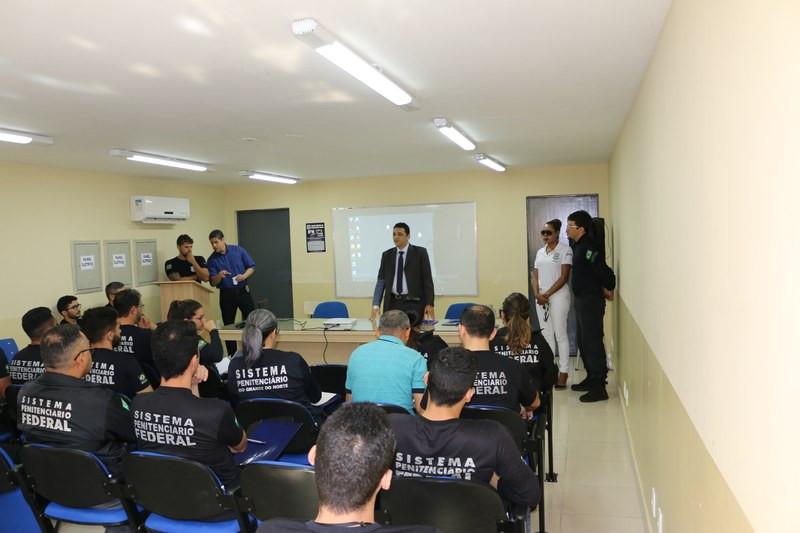 Depen suspende prazo de validade de concurso realizado em 2015 (Foto: Francisco Kleber Negreiros)