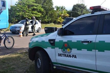 Detran-PA preencherá 100 vagas em dois cargos (Foto: Seplan-PA)