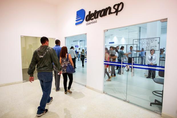 Concurso Detran-SP (Foto: Governo de São Paulo)