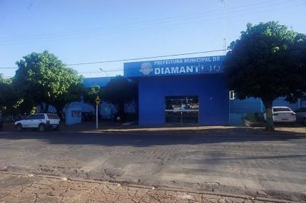 Diamantino publica gabaritos das provas do concurso (Foto: Divulgação)