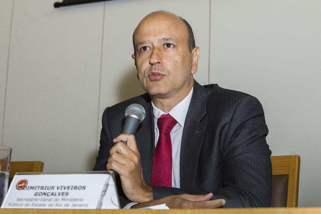 'Concurso MP-RJ sai entre final de agosto e início de setembro', revela secretário-geral (Foto: MP-RJ)