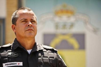 Coronel Rogério Figueiredo garante concurso para soldados (Foto: PMERJ)