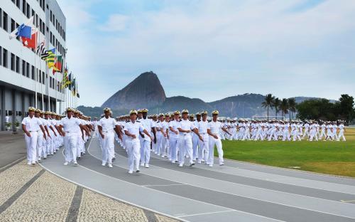 Aprendiz de Marinheiro terá várias etapas (Foto: Marinha do Brasil)