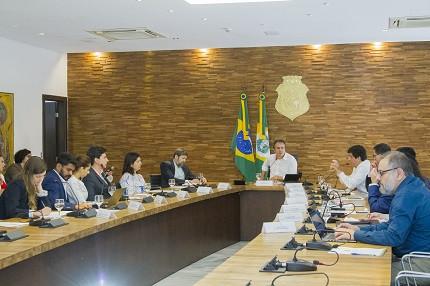 concurso Seduc CE 2018 (Foto:  Governo Ceará)