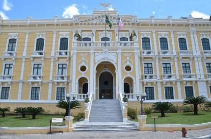 Palácio Anchieta, sede do governo do Espírito Santo (Foto: Ascom-ES)