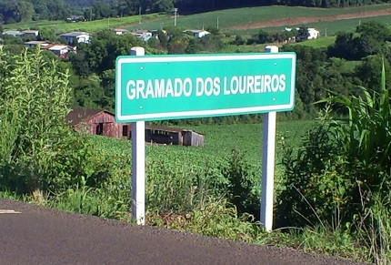 Gramado dos Loureiros Rio Grande do Sul fonte: admin.folhadirigida.com.br