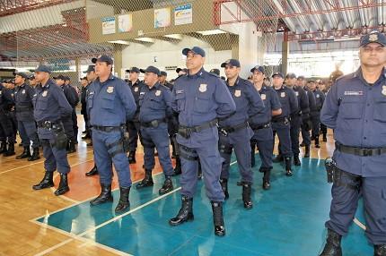 Concurso Guarda de Campo Grande-MS é preparado (Foto:  Prefeitura de Campo Grande-MS)