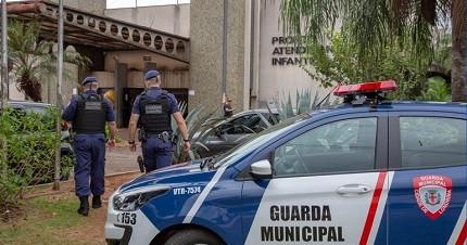 Guarda de Londrina-PR prepara novo concurso para 2021 (Foto: Bruno Amaral/Prefeitura de Londrina)