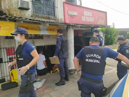 Guarda Municipal de Belém PA