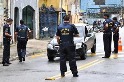Guarda de Santo André SP reabre inscrições (Foto: Prefeitura de Santo André)