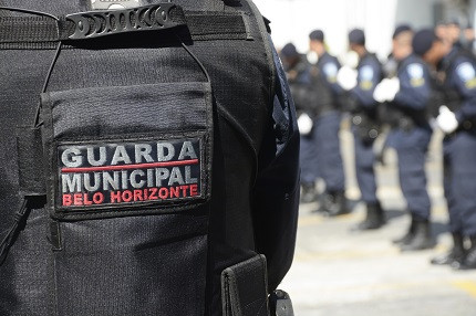 Guarda Municipal de BH (Foto: Prefeitura de Belo Horizonte)