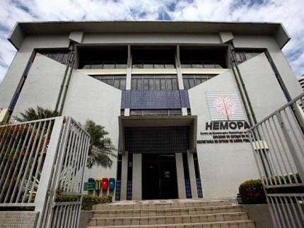 Hemopa realizará novo concurso com 103 vagas este ano
