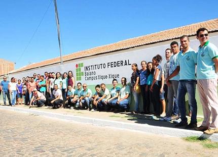 Concurso IF Baiano oferece 60 vagas (Foto: Divulgação)
