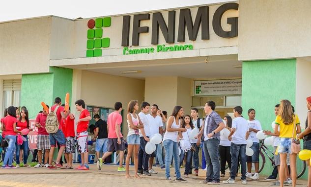 IFNMG prorroga inscrições da área de apoio Foto: Divulgação)