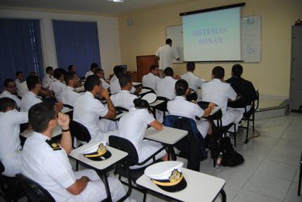 Marinha aplicará provas do concurso em agosto (Foto: Divulgação)