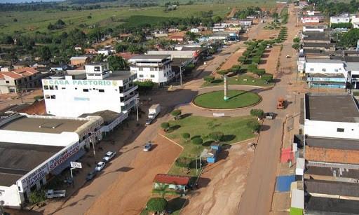Nova Brasilândia d'Oeste Rondônia fonte: admin.folhadirigida.com.br