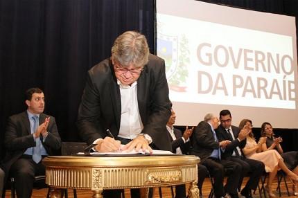 Governador decreta criação da PB Saúde (Foto: Divulgação)