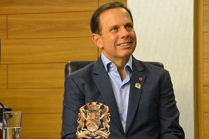 Doria promete concursos para a segurança de São Paulo (Foto: Prefeitura de Sorocaba)