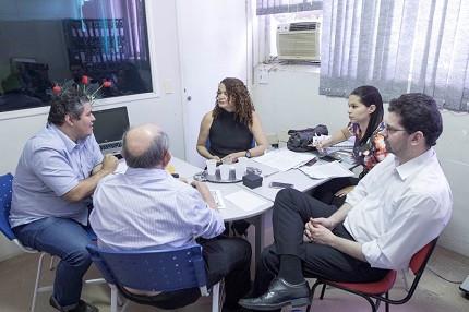 Reunião define detalhes do concurso Juazeiro do Norte (Foto: Hélio Filho)