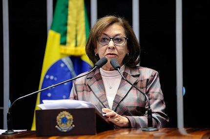 Deputada Lídice da Mata, presidente da Cidoso (Foto: Pedro França/Agência Senado)