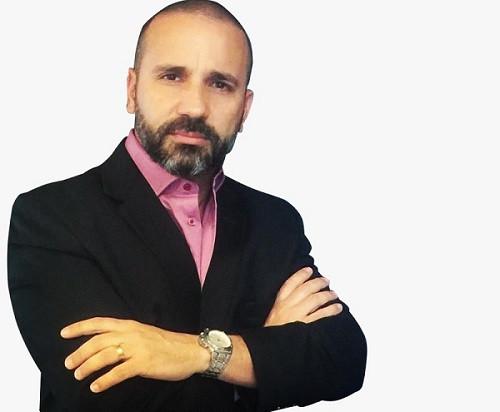 Marcelo Marques dá dicas para o concurso UFF (Foto: Arquivo Pessoal)