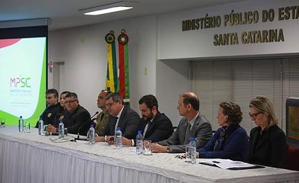 Comissão é formada para concurso MP SC (Foto: MP SC)