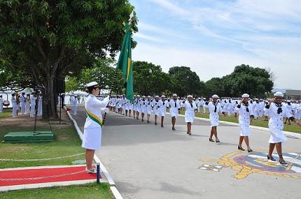 Concurso Marinha mulheres (Foto: Marinha do Brasil)