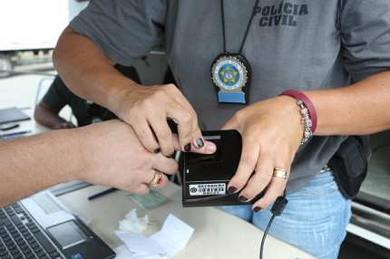 Concurso Polícia Civil-RJ: governo convoca 200 papiloscopistas