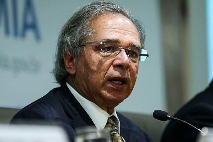 Paulo Guedes (Foto: Agência Brasil/ José Cruz)