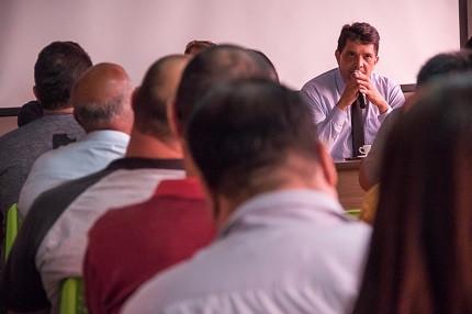 Edita PC-DF deve sofrer novo atraso (Foto: Arnon Gonçalves/Sinpol-DF)