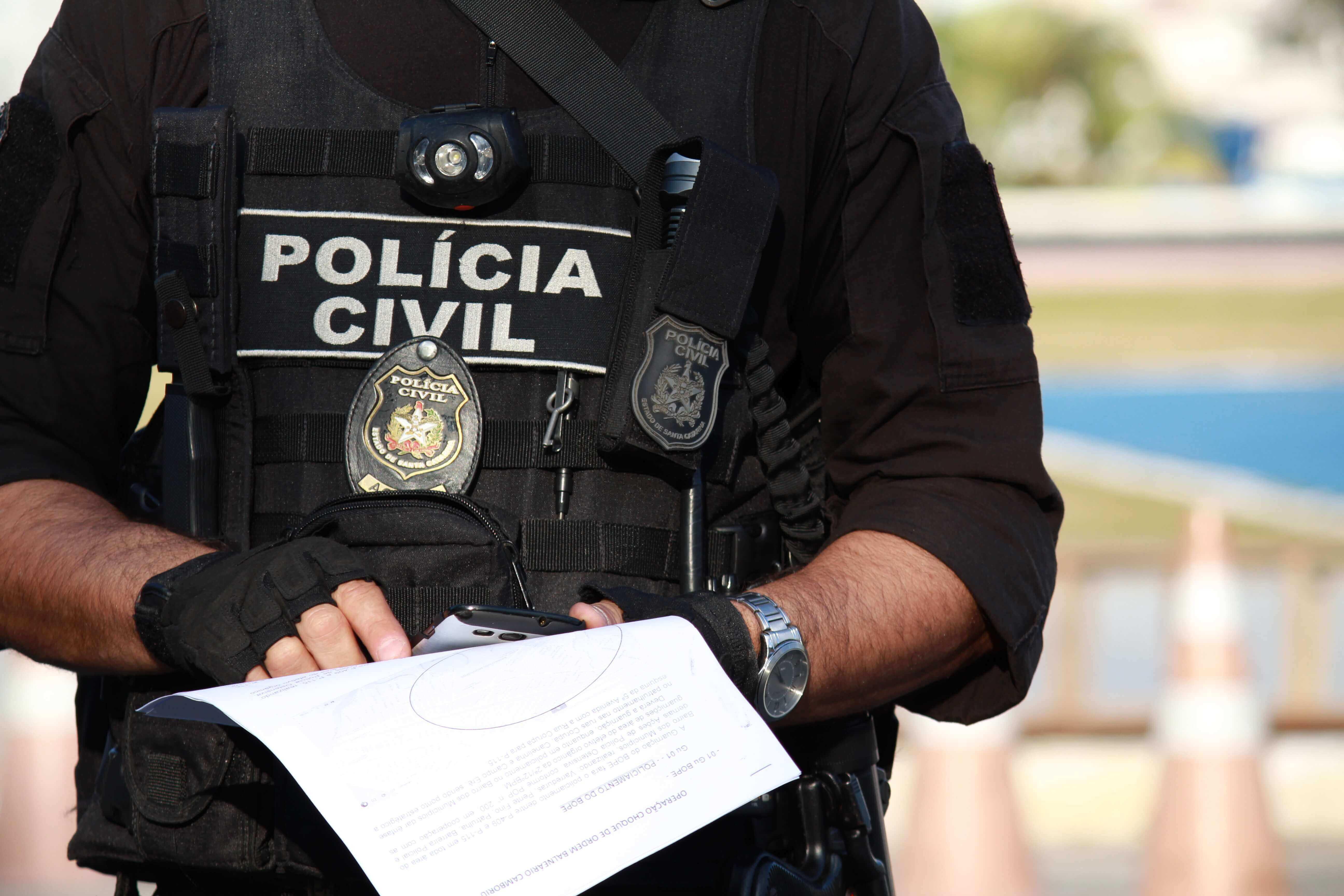 Edital do concurso Polícia Civil-MS pode sair esta ano (Foto: Divulgação)