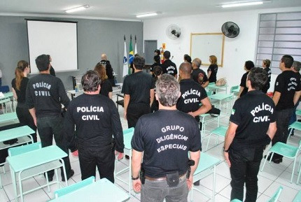 Concurso Polícia Civil-PR está autorizado (Foto: Prefeitura de Jacarezinho)