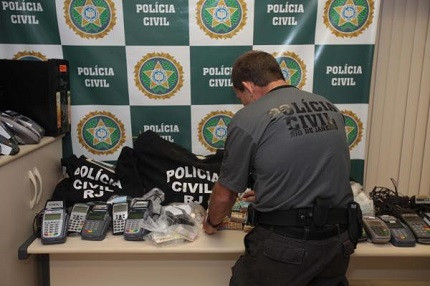 Policial civil do Rio de Janeiro