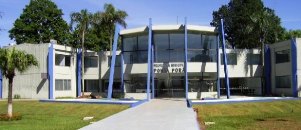 Prefeitura de Ponta Porã-MS