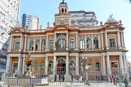 Concurso Porto Alegre é anunciado (Foto: Divulgação)