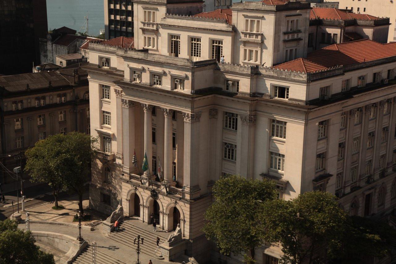 Santos-SP aplica provas e divulga gabaritos dos concursos (Foto: Prefeitura de Santos)