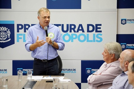 (Foto: Divulgação/Cristiano Andujar-Prefeitura de Florianópolis)