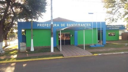 Prefeitura de Bandeirantes MS prorroga inscrições  e adia provas (Foto: Divulgação)