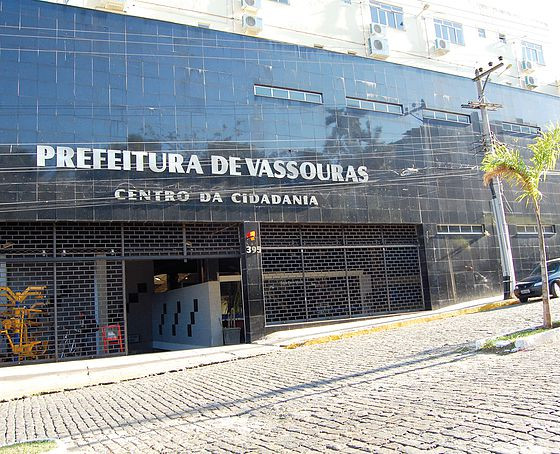 Concurso Vassouras-RJ oferece 244 vagas (Centro de Cidadania - Prefeitura de Vassouras)