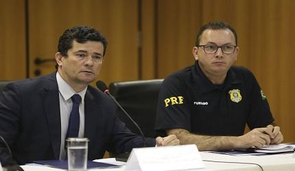 Concurso PRF 2019: Moro trabalha para aumentar número de policiais