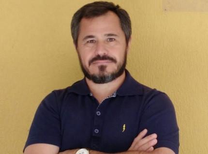 Professor Luís Santos (Foto: Divulgação)