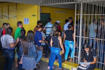 Provas do Iapen (Foto: Governo do Amapá)