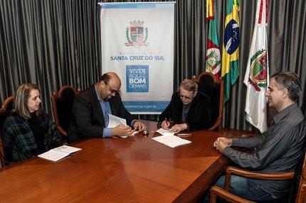 Santa Cruz do Sul-RS prepara concurso com oferta de 285 vagas