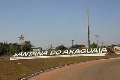Santana do Araguaia-PA