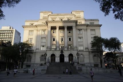 Fachada Prefeitura de Santos-SP (Foto:Divulgação)