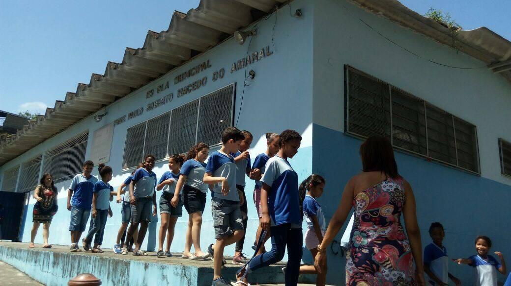 Concurso São Gonçalo (Foto: Divulgação)